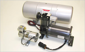 From product proposals for compact air compressors and electric cylinders to OEM production